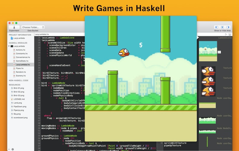 how to download haskell for mac